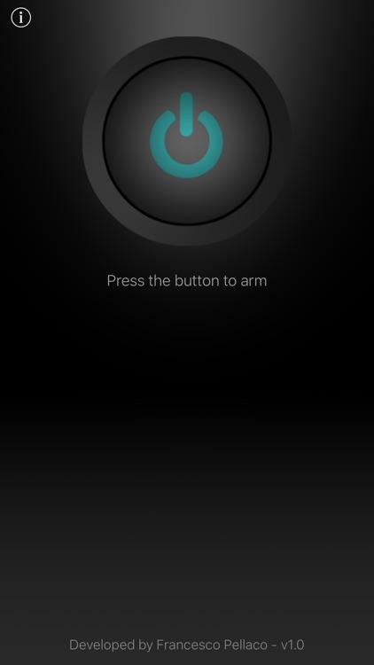 Motion Alarm Anti Theft Device