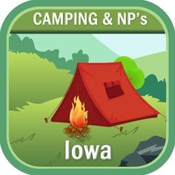 Iowa Camping & Hiking Trails