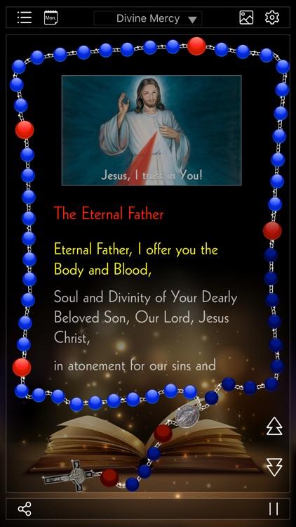 Catholic Apps (Rosary, Divine Mercy, Prayer) screenshot-3