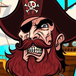 Pirates Treasure Pop - Match 3 Puzzle Game