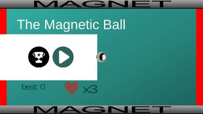 Magnetic Ball - Cool 2D Endless Run Game for Kids-2