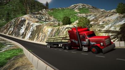 大卡车模拟-路卡车司机 2017 App 截图