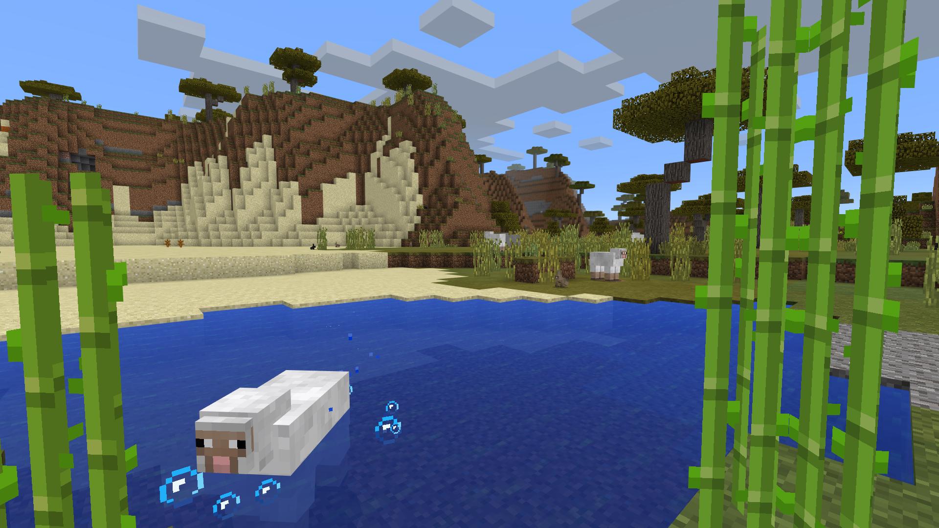 Minecraft: Apple TV Edition screenshot 1