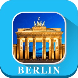 Berlin Germany - Offline Maps Navigator