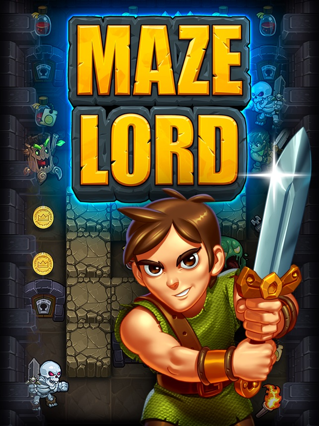 Maze Lord Screenshot