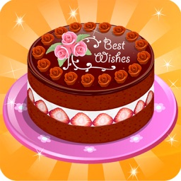 Cooking Cake Dash kitchen - girl games for kids