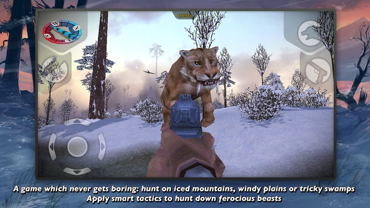 Carnivores: Ice Age Pro screenshot-3