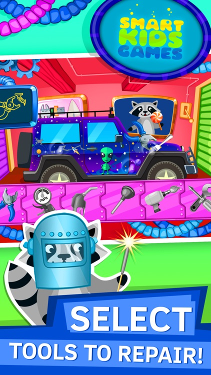 Car Detailing Games for Kids and Toddlers 2 screenshot-3