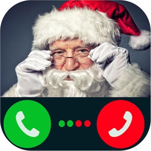 Video Call From Santa claus - Fake call santa talk