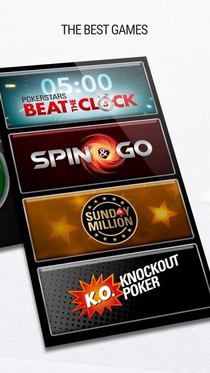 PokerStars Poker Games DK screenshot-4