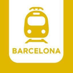 Metro Barcelona offline - info TBM Rail Map