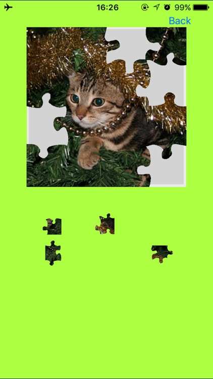With Photo! Jigsaw Puzzle Maker screenshot-3