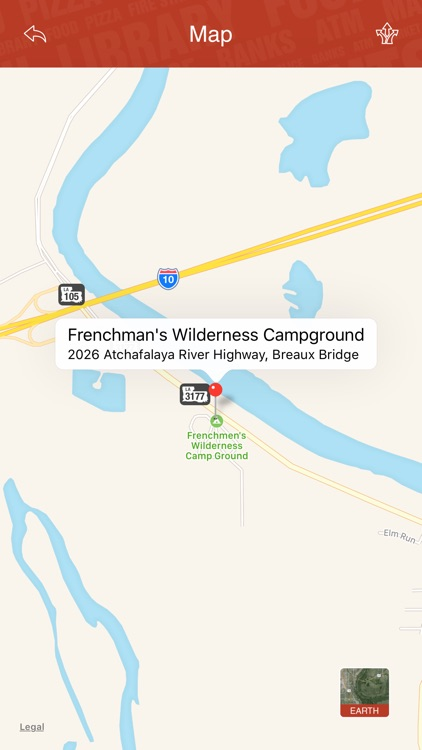 Louisiana State Parks, Trails & Campgrounds screenshot-4