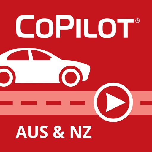 CoPilot AUS & NZ - Offline Navigation & Maps
