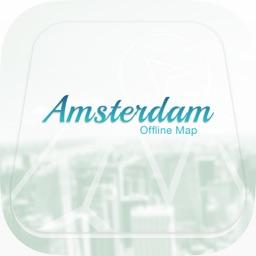 Amsterdam, Netherlands - Offline Guide -