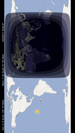 Day night world map on the app store gumiabroncs Gallery