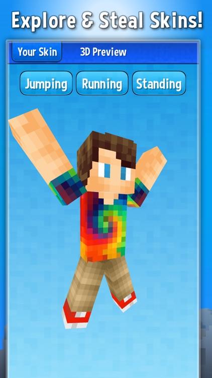 Boy Skins For Minecraft - Boys Minecraft Skins
