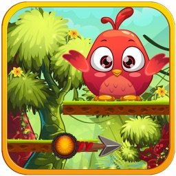Fly Bird Simple Touch Jumping Platformer Game Play