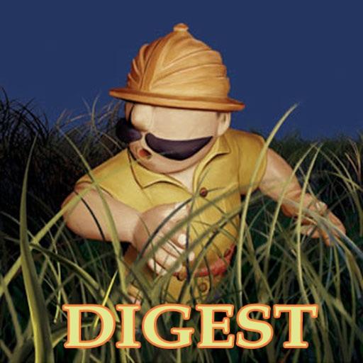 SHIKARI SHAMBU DIGEST ( 7 COMICS ) - Tinkle