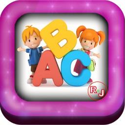 ABCD Alphabet Phonics
