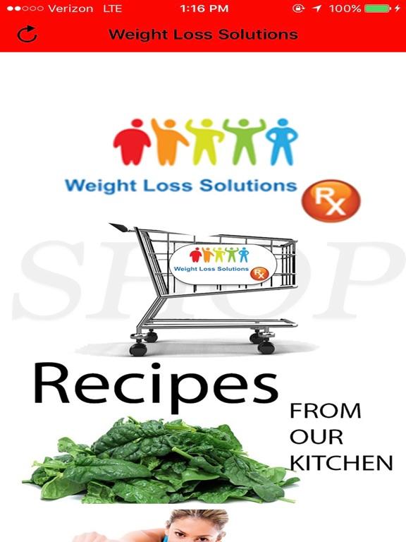 Weight Loss Solutions screenshot 4
