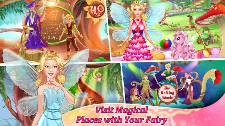 Fairy Dress Up screenshot-3
