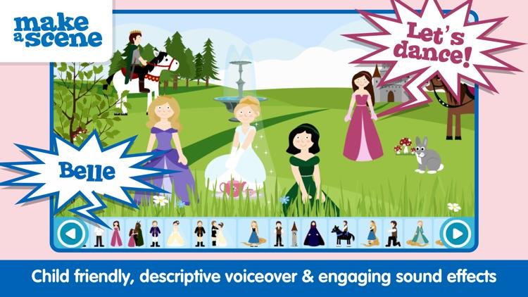 Make a Scene: Princess Fairy Tales (Pocket)