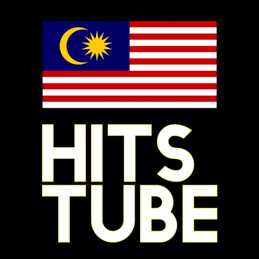 Malaysia HITSTUBE Music video non-stop play icon