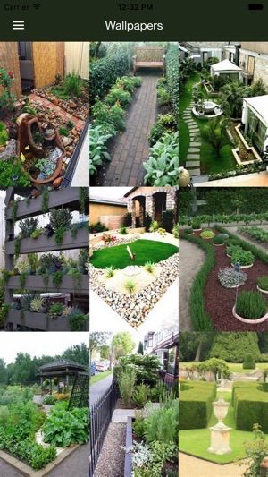 Yard and Garden Landscaping Design Ideas & Plans on the App Store