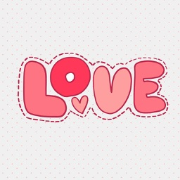 Love - Stickers for iMessage