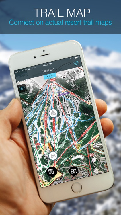 SNOCRU Ski and Snowboard Tracking App