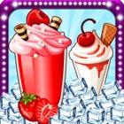 Milkshake Drink Maker- Dessert Food Games icon