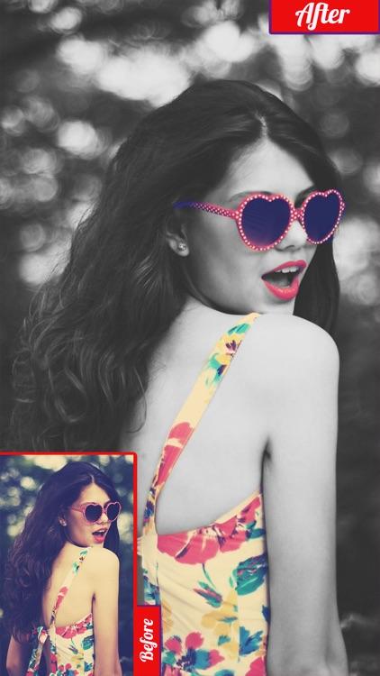 Color Splash Effects - Recolor Photos