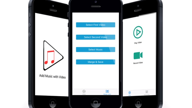 add music to video app free