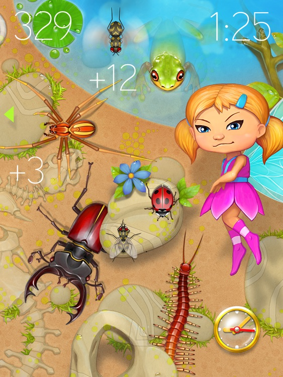 Forest Bugs - an insects in fairytale world!