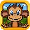 幼児と子供向けプレスクール動物園の動物パズルフル(ジグソーパズル、マッチング、数え方とその他の教)