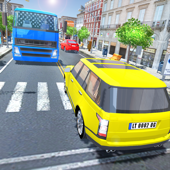 SUV Traffic Racer