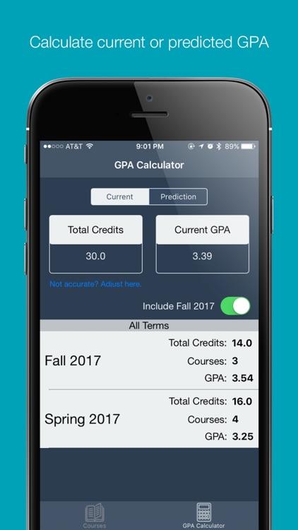 grades grade tracker and gpa by peter yasi