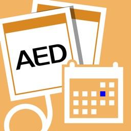 Aedパッド期限登録 By 日本光電工業株式会社