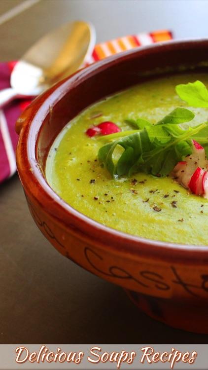 Delicious Soups Recipes