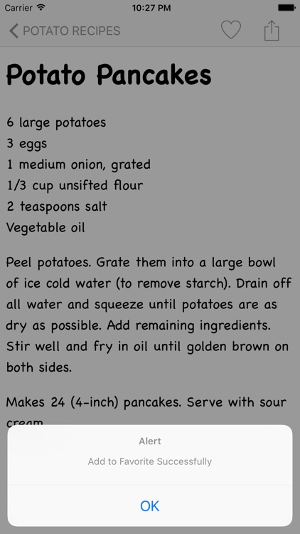Potato Recipes HD