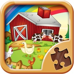 Puzzles For Kids - Educational Jigsaw Puzzle Games