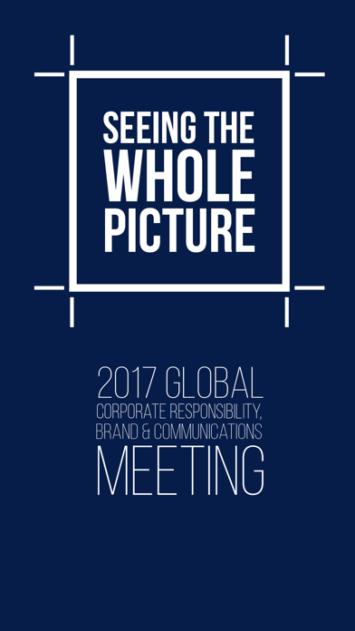 2017 CRBC Global Meeting screenshot 2