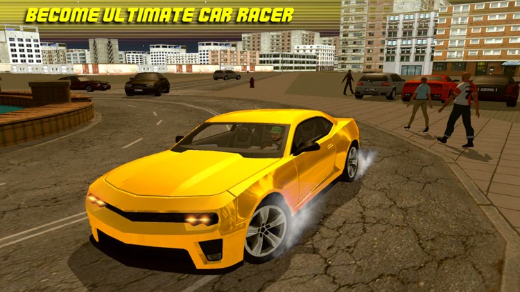 City Traffic Extreme Car Racing: Real Racer Game screenshot-4