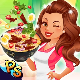 The Cooking Game- With Cute iMessage Food Stickers