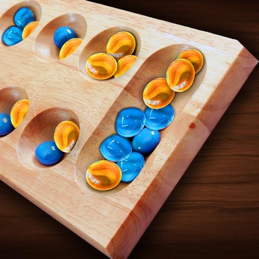 Mancala Online 2 Players Multiplayer Free Game By Trang Thi Huyen Pham