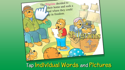The Berenstain Bears Give Thanks review screenshots