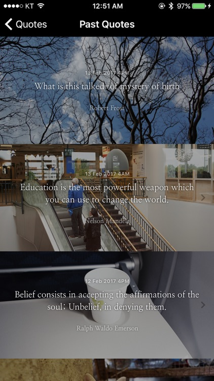 Quotes in Widget screenshot-3