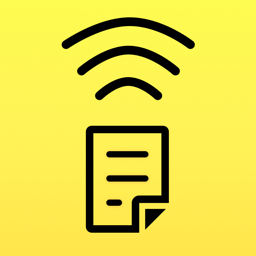 Ícone do app Air Scanner: Wireless Remote HD Document Camera
