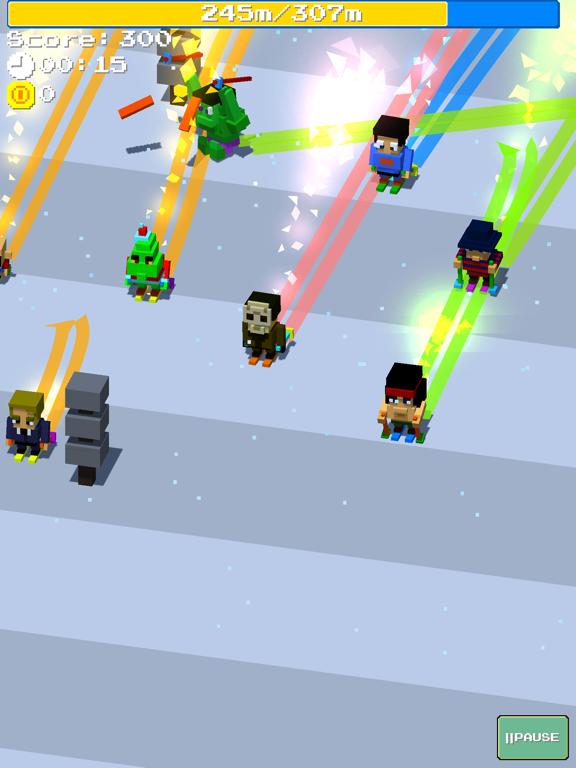 Avalanche Arcade Skiing screenshot 10